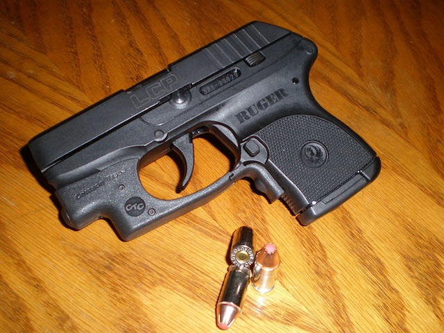 Ruger Lcp 3809mm Kurz Day At The Range