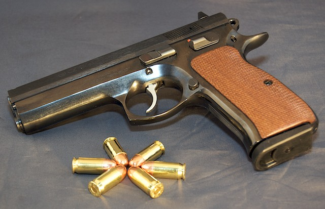 CZ-97 Review and Range Report: | Day At The Range