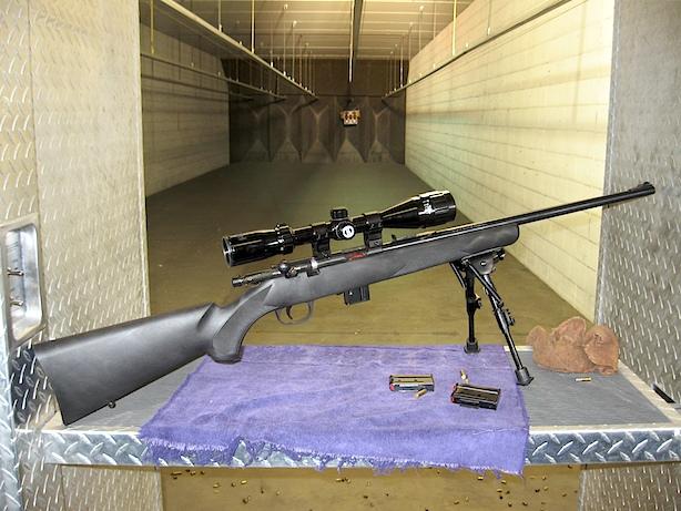 Marlin Model 25Mn 22 Magnum Rifle