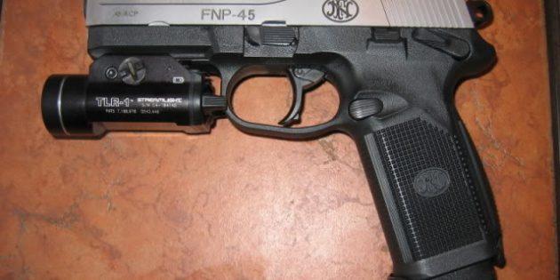 FNP/FNP-45 USG IN-DEPTH RANGE & PERFORMANCE REVIEW