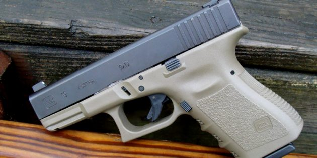 Glock 34 Review and Range Report
