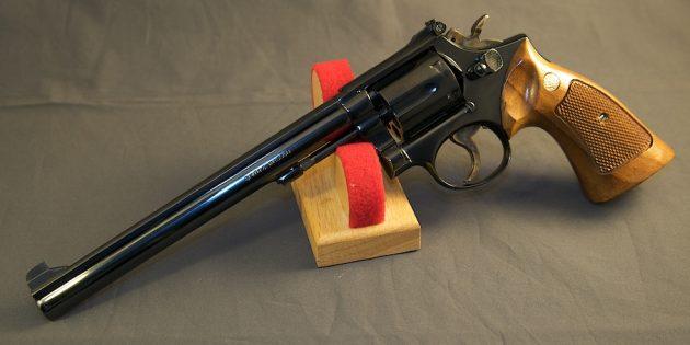 S&W K38 Model 14 Range Report