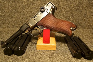 The German Luger