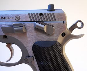 Gun Review: CZ 75 B Limited Edition - The Truth About Guns