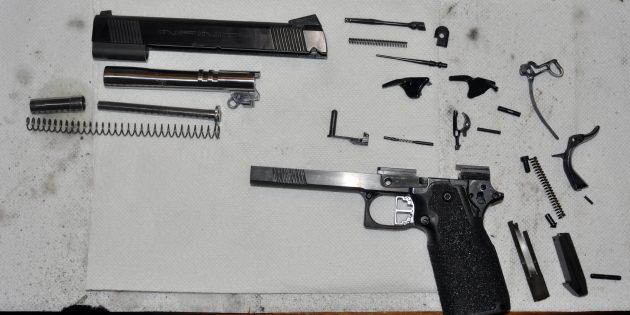 SVI Carry Gun – 5000 Round Report