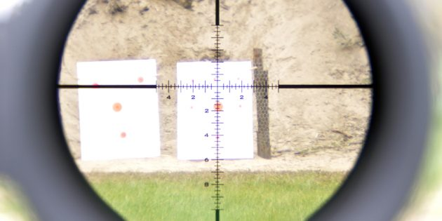 Savage 110BA Initial Impressions and First 100 Rounds