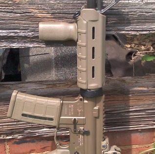 Colt LE6920 Annodized Magpul Edition AR-15 Review