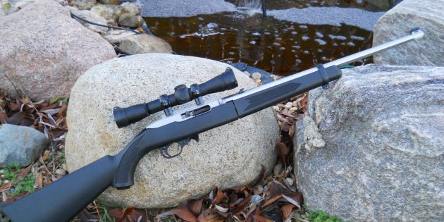 Ruger 10/22 Take Down Range Review