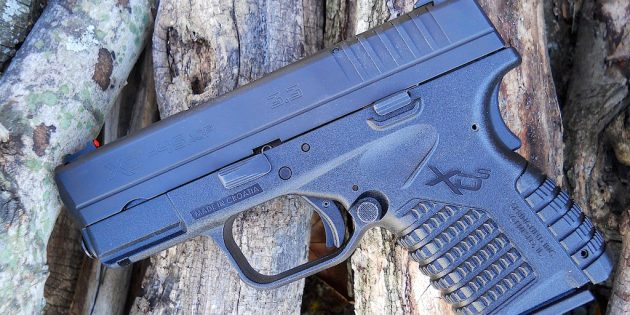 Compact Power: Springfield XDS 45ACP Range Review