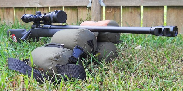 3 Day Range Review of the Savage 10TR Law Enforcement Only