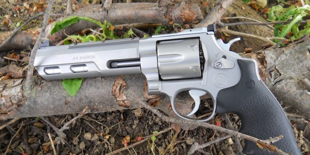 S&W 629 Competitor Range Review