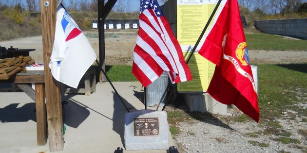 Dedication to Corporal Paul (Rocky) W. Zanowick II USMC