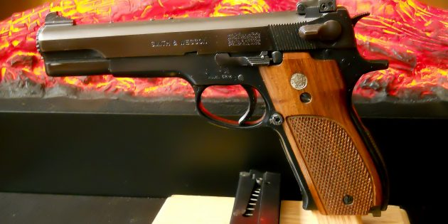 S&W Model 52-2 Range Review
