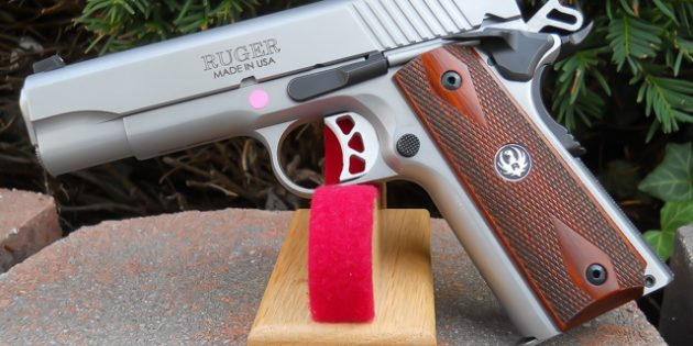 Ruger SR1911 Commander Range Review