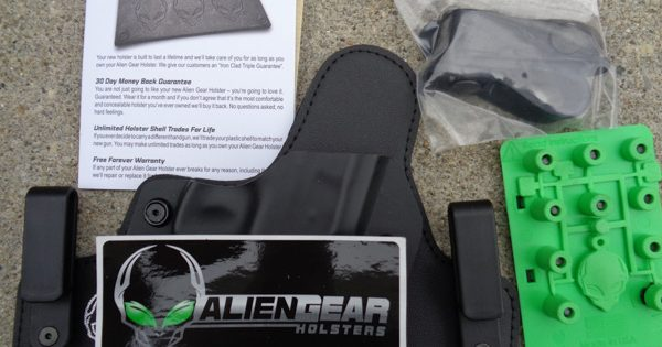 AlienGear Holster 3.5: Initial Review Compare to AlienGear Holster 3.0