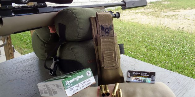 Ruger American Ranch Rifle 300BLACKOUT Part3: Chronograph Testing