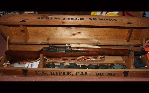 M1 Garand – One Of The Greatest Battle Rifles of All Time