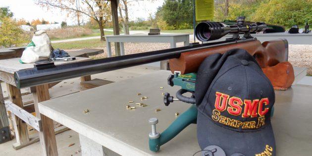 Kimber 82 Government — Ammo Testing