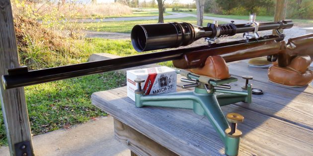 Winchester Model 52D: The King Of The 22's