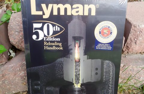 Lyman 50th Edition — Just Arrived