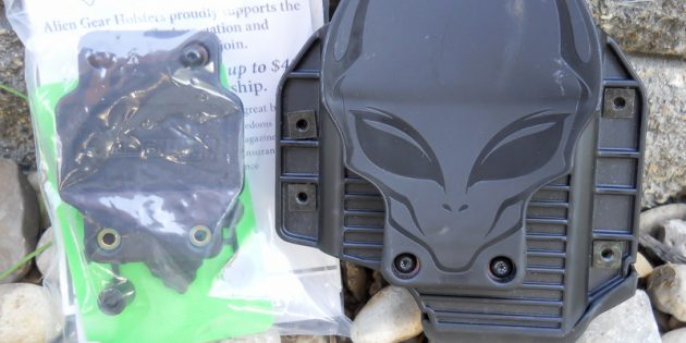 Alien Gear:Cloak Mod OWB Paddle Holster
