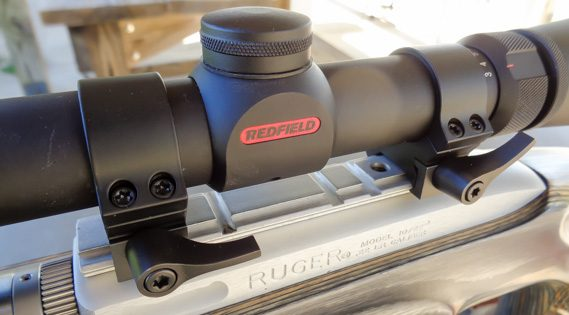Leupold QRW Mounts :Ruger Takedown 10/22