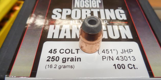 Hog Hunting with 45Colt: Part 3 Testing Linebaugh Loads