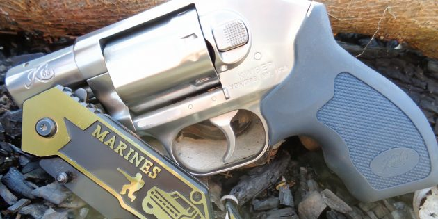 Range Day with the KimberK6S Revolver