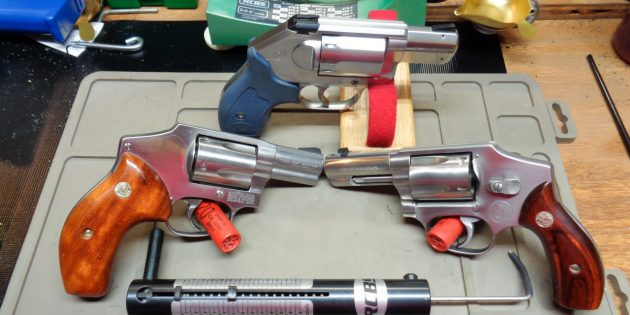 S&W Model 640: Episode 4 – Legendary Paxton Quigley