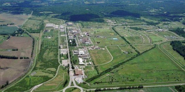 Deadly Explosion At Military Ammunition Plant