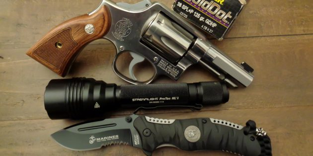 First Shots with a Custom S&W Model 65: By Thronearms