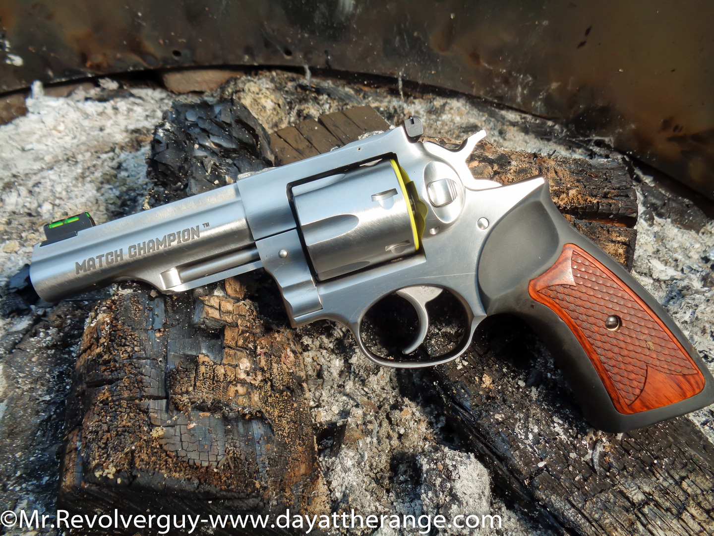 Ruger GP100 Match Champ - Page 2 - The Firing Line Forums