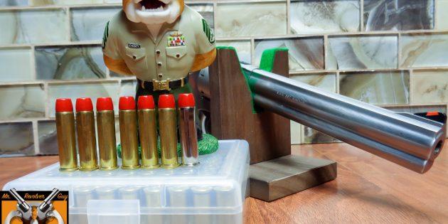 Is 357 Magnum Potent Hog Medicine?