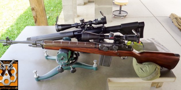 M1A vs AR10 Historic vs Present