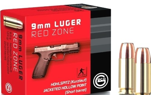 Low Budget Self Defense Ammo — Geco Red Zone 9mm — Part1