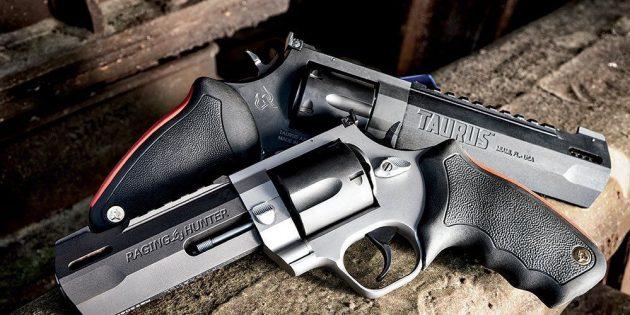 Taurus Raging Hunter 44 Magnum:Table Top & Range Review🔥