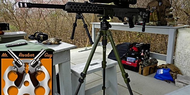 MRAD 6.5 Creedmoor Holiday Shoot