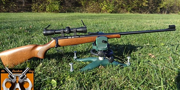 CZ 455 Trainer: Eley Contact & SK Long Range Match