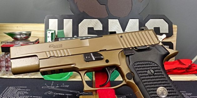 Review: Sig Sauer Emperor Scorpion 10MM