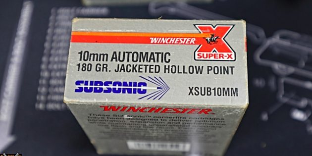 10MM Subsonic Ammunition — Blasphemy What Is This?