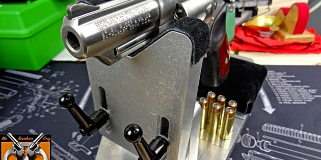 Federal 130gr HST Wadcutter at 357Mag Velocity Preview