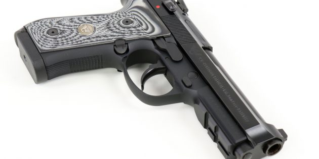 Beretta:Wilson 92G Centurion Table Top and Range Review