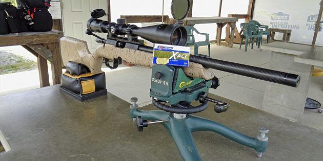 Christensen Arms Ranger 22: Back In Action 100 Yards