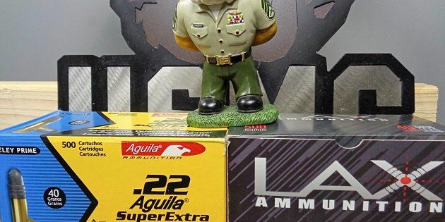 LAX 22LR Rimfire Ammo Is It The Same As Aguila 22LR?