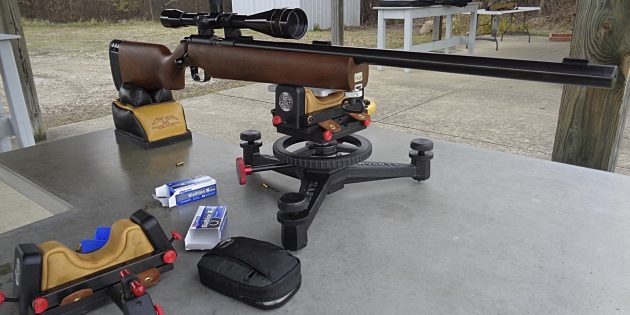 Kimber82G and Lapua Biathlon Xtreme